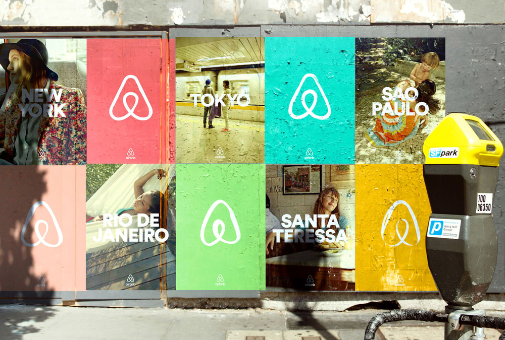 Global brand design - Airbnb - blog LUCIOLE