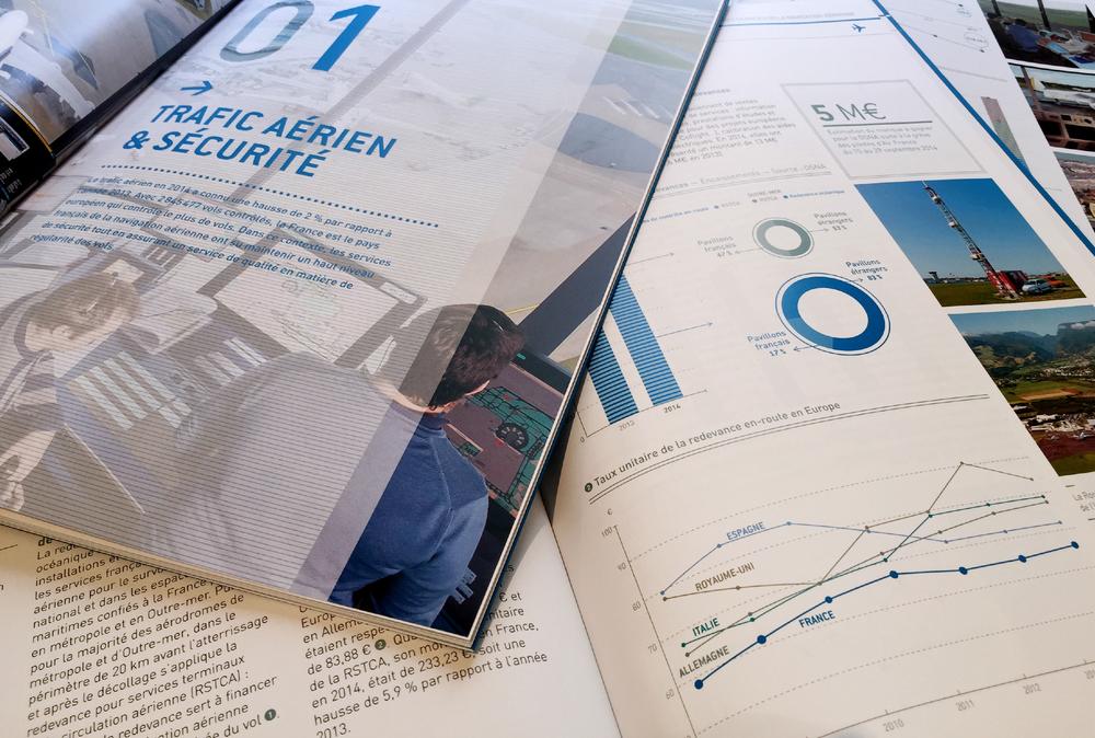 DGAC-DSNA - Rapport d'activité 2014 - LUCIOLE