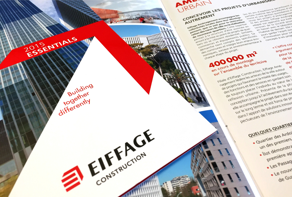 Eiffage Construction - L'Essentiel 2015 - LUCIOLE