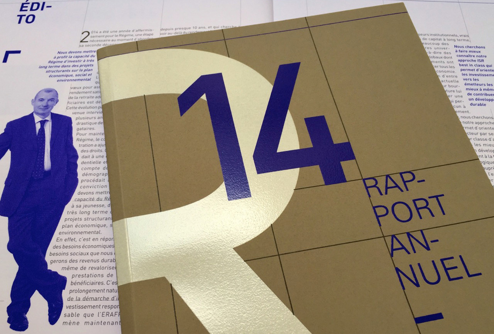 RAFP - Rapport d'activité 2014 - LUCIOLE