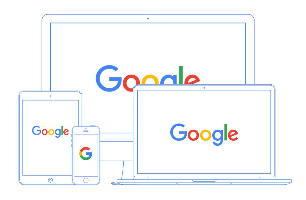Google - Nouveau logo 2015 - blog LUCIOLE