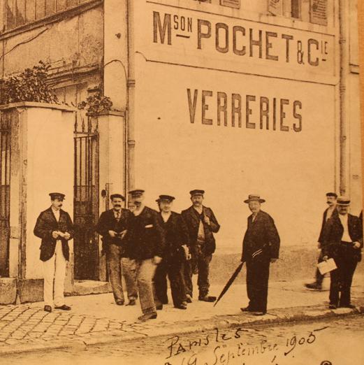 Groupe Pochet - LUCIOLE