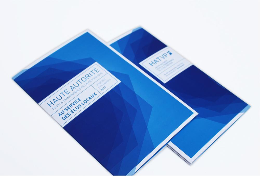 La Haute Autorité pour la transparence de la vie publique - charte éditoriale - supports institutionnels - LUCIOLE