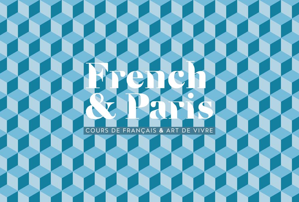French & Paris - Identité visuelle - LUCIOLE