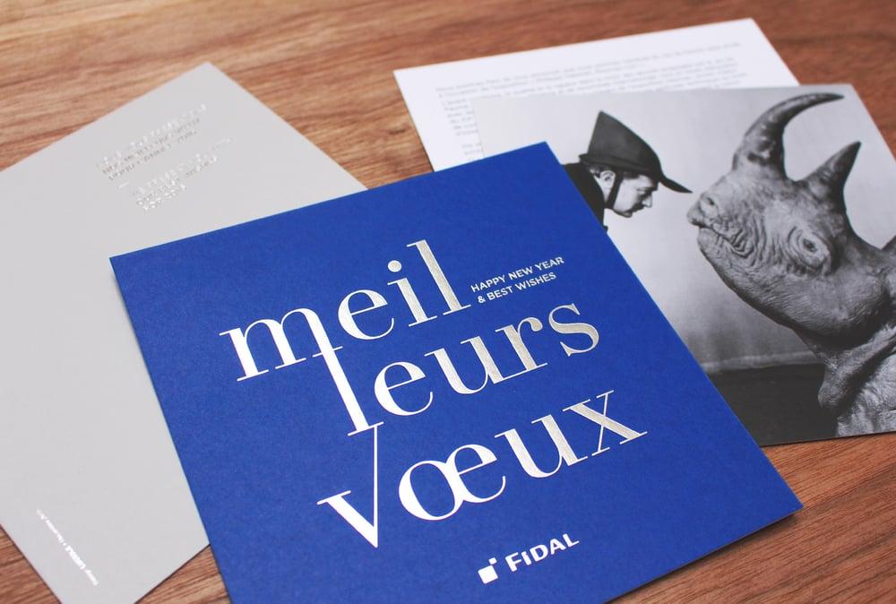 Fidal - Vœux 2016 - LUCIOLE
