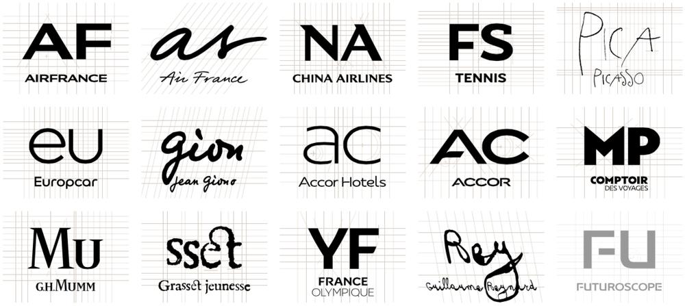 Typographie sur-mesure - blog LUCIOLE