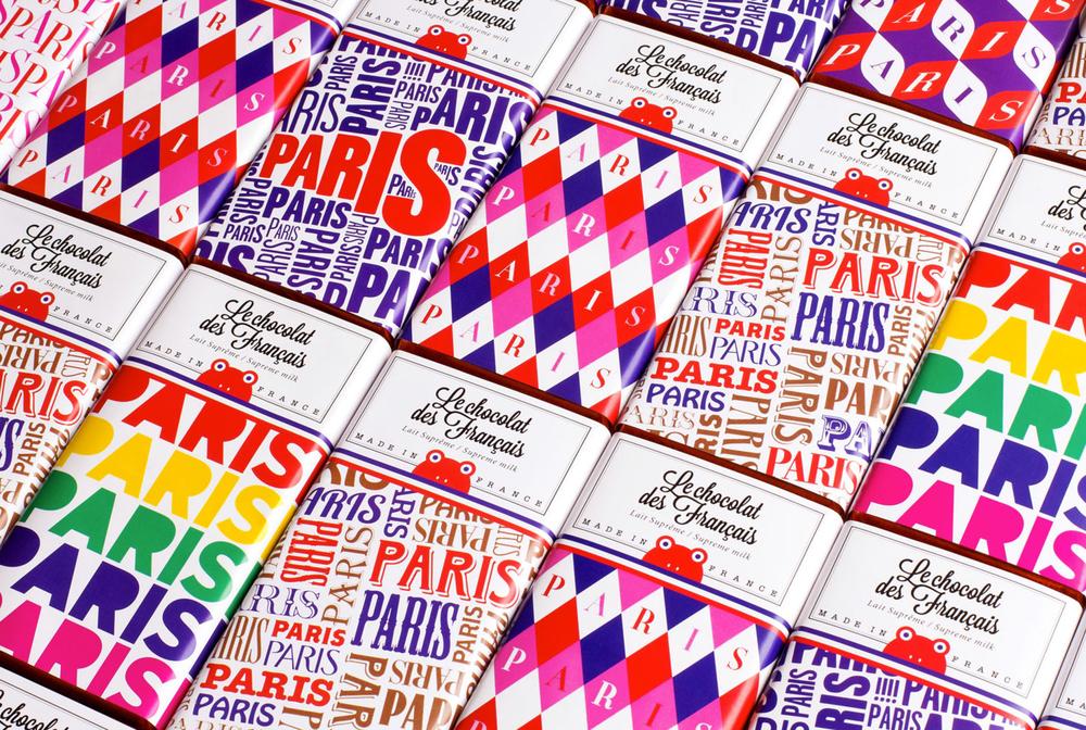 Le chocolat des Français - blog LUCIOLE