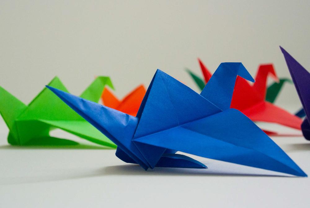Papiers recyclés - blog LUCIOLE