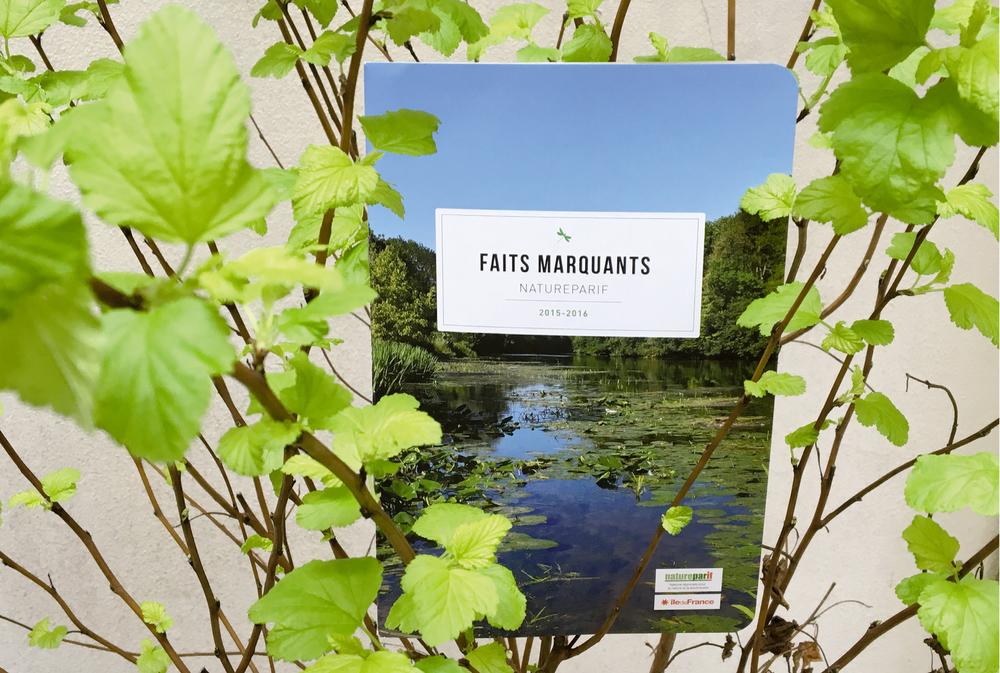 Natureparif - Rapport annuel - LUCIOLE