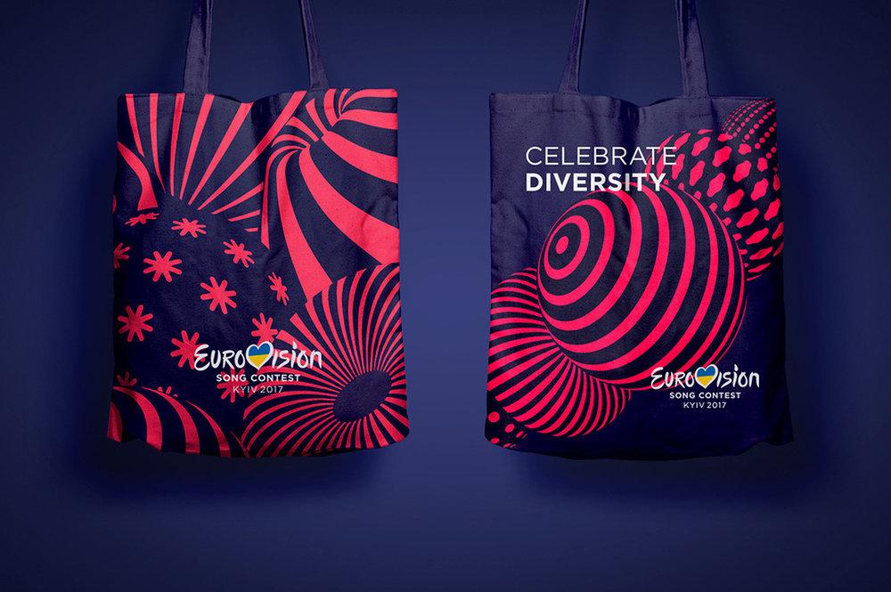 Eurovision - Identité visuelle 2017 - blog LUCIOLE
