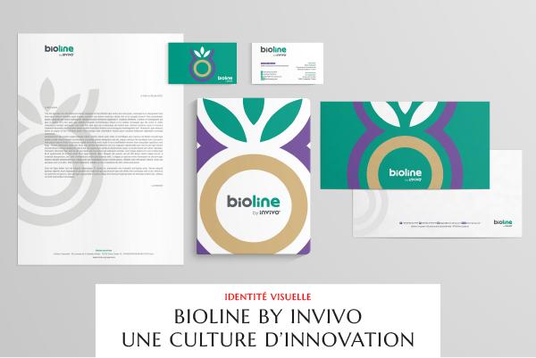 Bioline by InVivo - Identité visuelle - Luciole