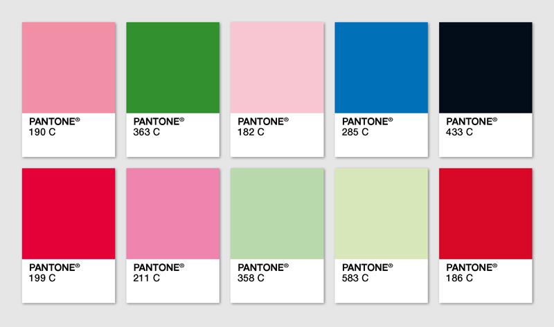 Pantone - blog LUCIOLE