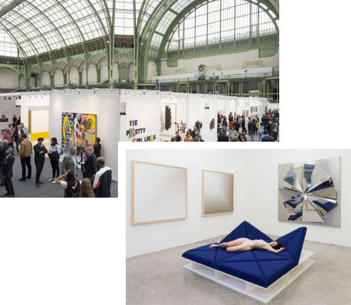 FIAC 2020 - In the air - Luciole