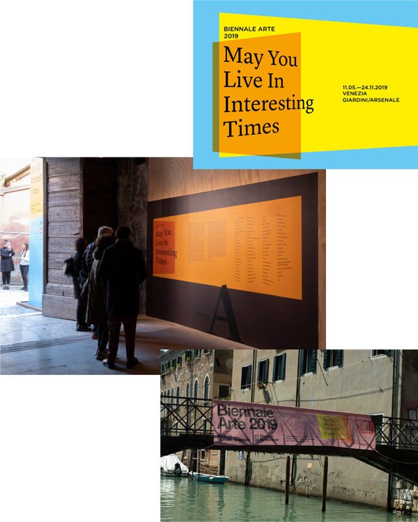 Biennale d'art contemporain de Venise 2019 - Inondations - Blog Luciole