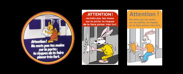 Serge le lapin - RATP - Blog Luciole