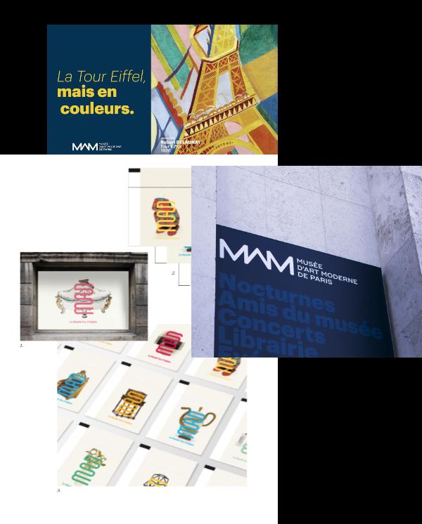 MAM - Logotype - Identité visuelle - Blog Luciole