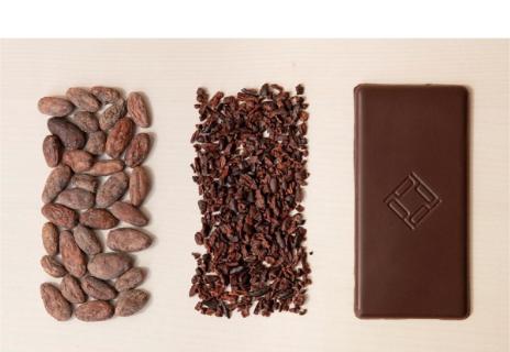Manufacture du chocolat - Plaqu - Identité Visuelle - Blog Luciole