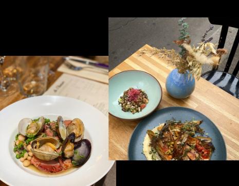 Terrasse - Déjeuner - Été - Blog Luciole