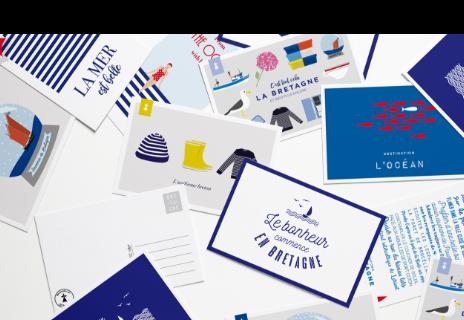 Cartes postales - Blog Luciole