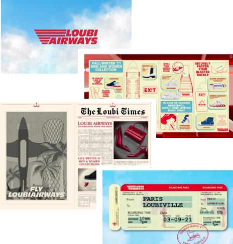 Loubi Airways - Blog Luciole