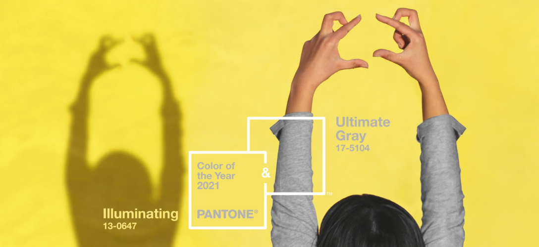 Pantone 2021 - Blog Luciole