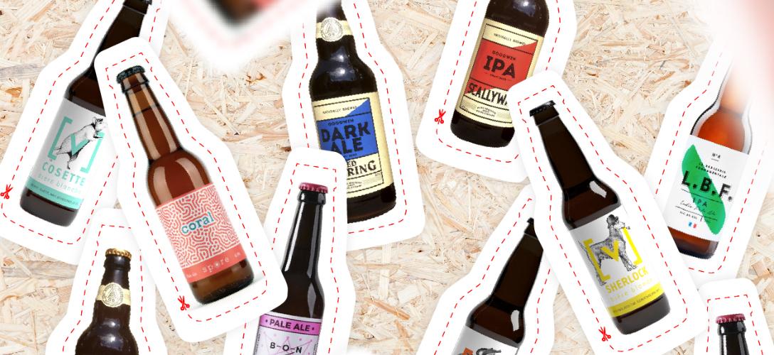 Bières artisanales - Blog Luciole