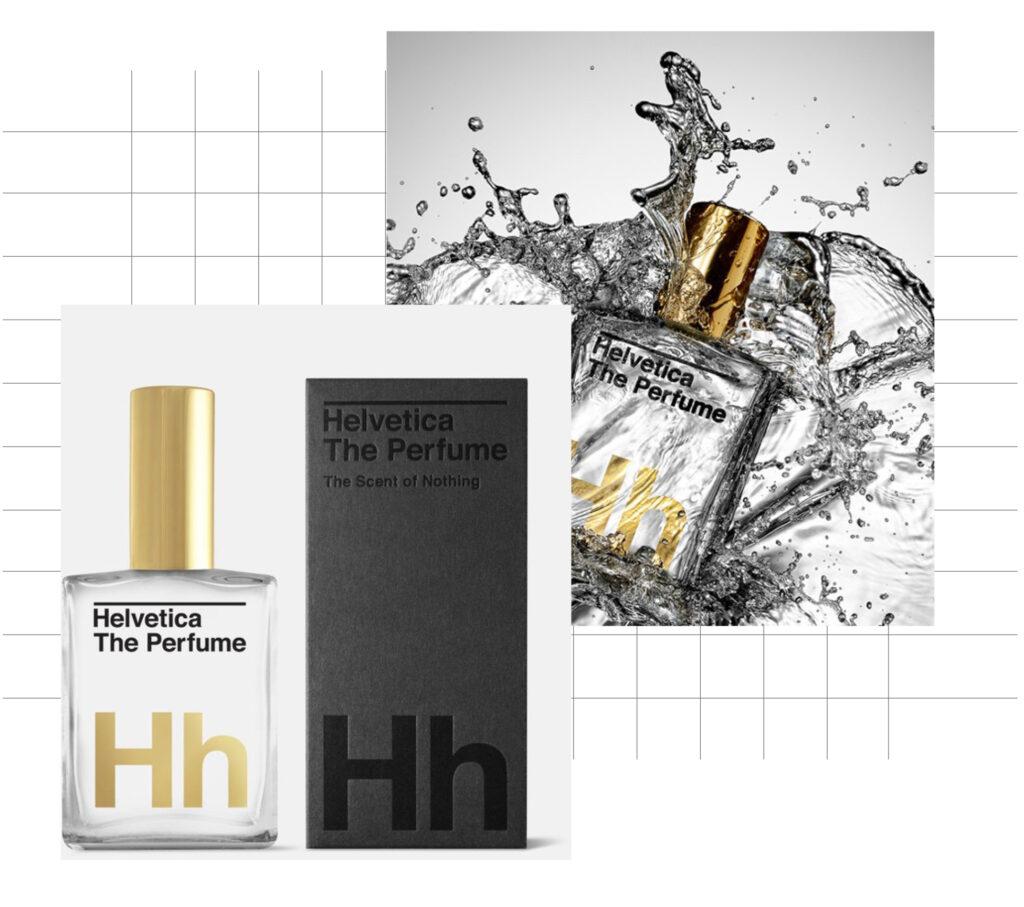 Helvetica The Perfume - Blog Luciole